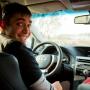 улыбка водителя