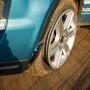 разбортированое колесо