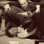 сцена насилия в театре