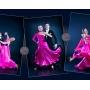 тпроффесиональные танцоры в фото студии