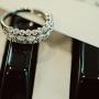 свадебные кольца на пианино