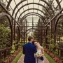 фото сессия свадьбы в Межигорье
