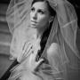 невеста под фатой